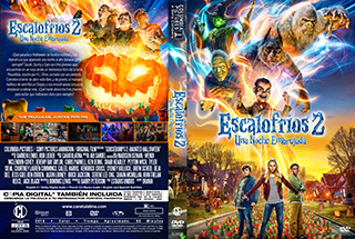 Goosebumps 2 Haunted Halloween - Escalofríos 2 Una noche emb